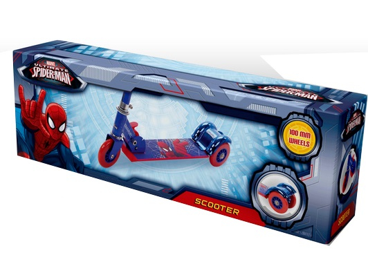 Самокат Disney Marvel Spider Man (SD0105)