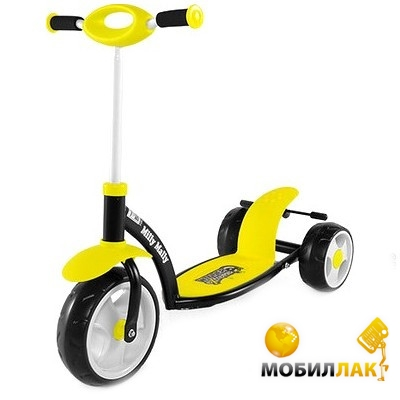 Milly Mally Sporty yellow (M.Mally Sporty yellow) MobilLuck.com.ua 554.000
