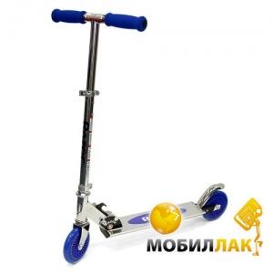 Razor Самокат Al Scooter A125 складной Blue (SKB-46-51) MobilLuck.com.ua 1273.000