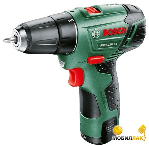 Bosch PSR 10,8 Li-2 (0603972920) MobilLuck.com.ua 2116.000