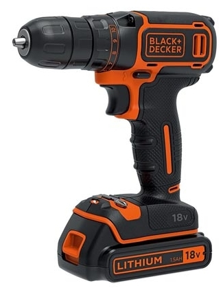 Black & Decker BDCDC18KB Black & Decker