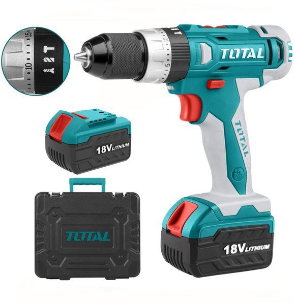 Total TIDLI228180 18 V Total