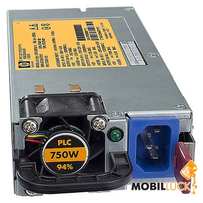HP 750W CS HE Power Supply Kit (512327-B21) MobilLuck.com.ua 5648.000