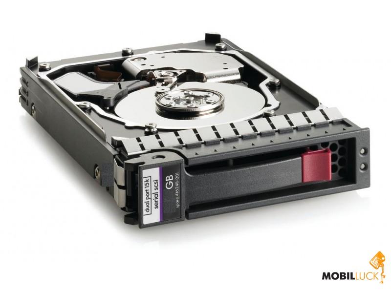 """HP 2.5"""" SAS 72GB 15K DP SFF hot-plug (512545-B21) MobilLuck.com.ua 1515.000"""