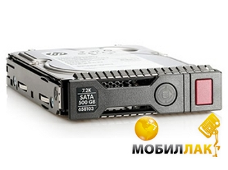 HP 2.5 SAS 300GB 10K SC SFF hot-plug (652564-B21) MobilLuck.com.ua 5648.000