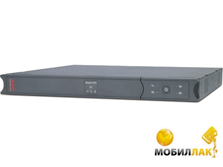 Серверный ИБП APC Smart-UPS SC 450VA Rack/Tower (SC450RMI1U)