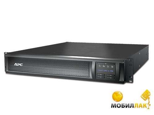 APC Smart-UPS X 750VA Rack/Tower LCD (SMX750I) MobilLuck.com.ua 8180.000