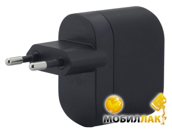 Belkin USB Charger (220V, USB 1Amp) Чeрный MobilLuck.com.ua 171.000