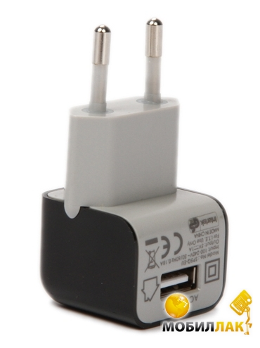 Griffin Wall Charger PowerBlock Micro Universal (EU-1 Amp)No Cable MobilLuck.com.ua 140.000