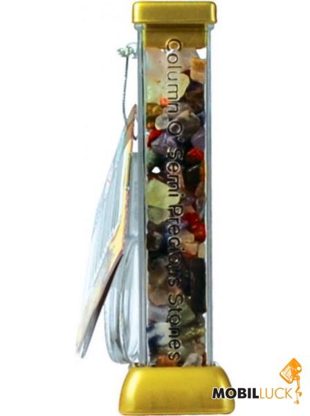 Cog Column o'semi-precious stone Капсула камни (E254) MobilLuck.com.ua 47.000