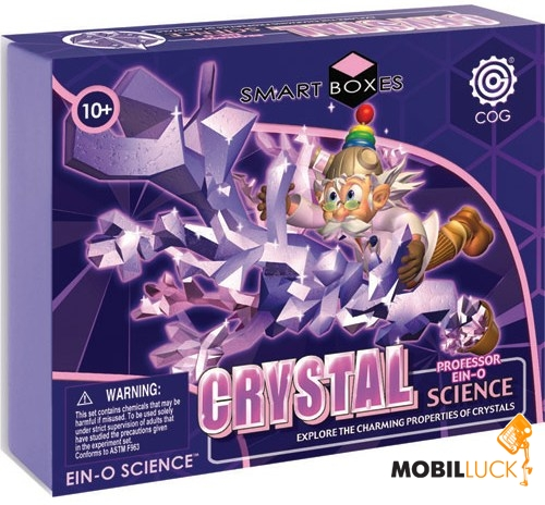 Cog Crystal science Выращивание кристалла (E2622) MobilLuck.com.ua 133.000