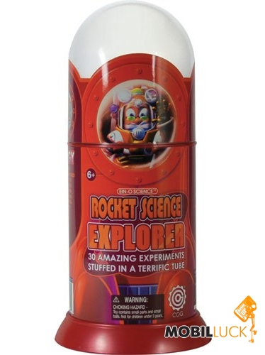 Cog Rocket science tube - explorer Набор исследователя (E248) MobilLuck.com.ua 306.000