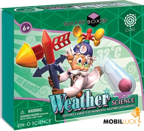 Cog Weather science Наблюдения за погодой (E266) MobilLuck.com.ua 133.000