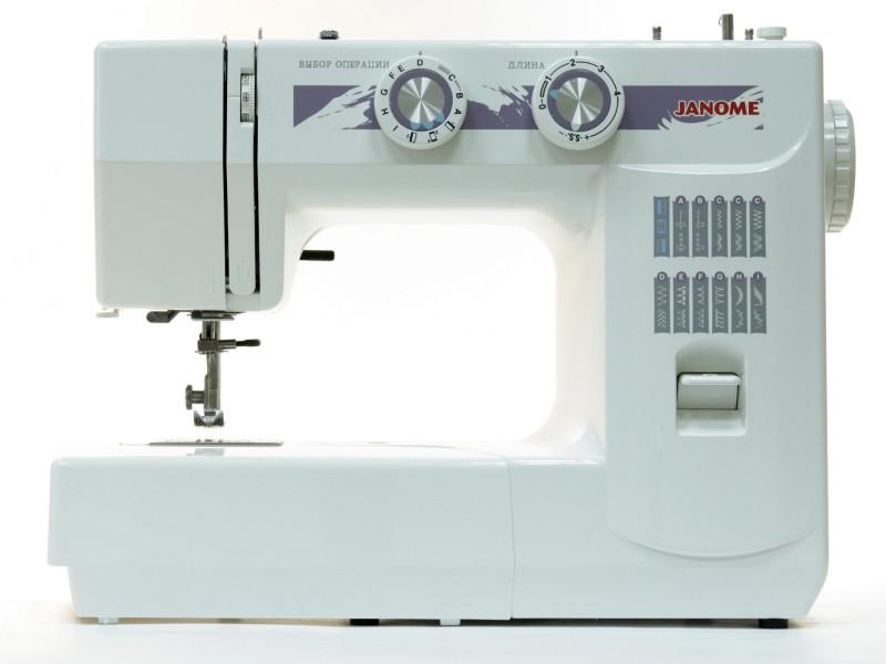 Швейная машина Janome 2016