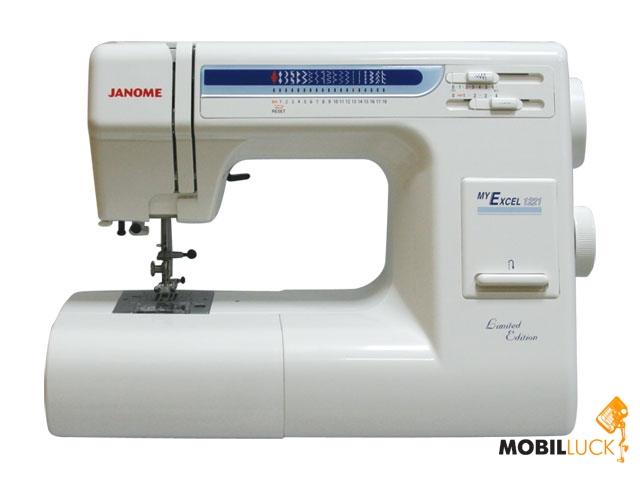 Janome ME 1221(18W) MobilLuck.com.ua 3176.000