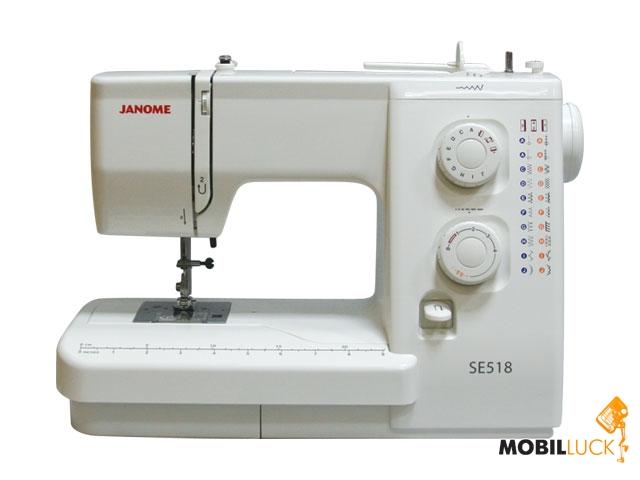 Janome SE 518 MobilLuck.com.ua 2208.000