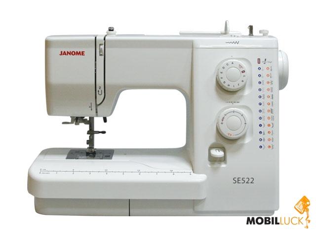 Janome SE 522 MobilLuck.com.ua 2604.000