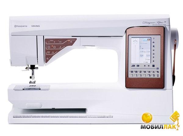 Швейно-вышивальная машина Husqvarna Topaz 50