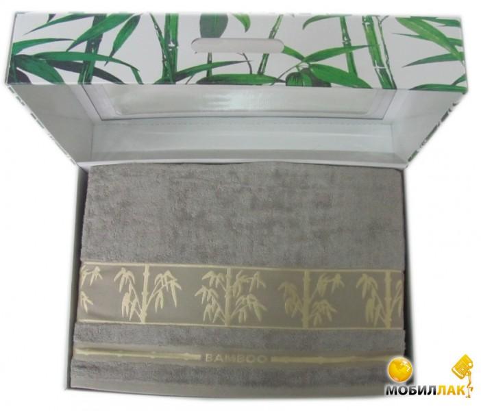 Arya в сумке З Бамбук Жаккард 200X220 Bonita светло-серый (7000002218451) MobilLuck.com.ua 683.000