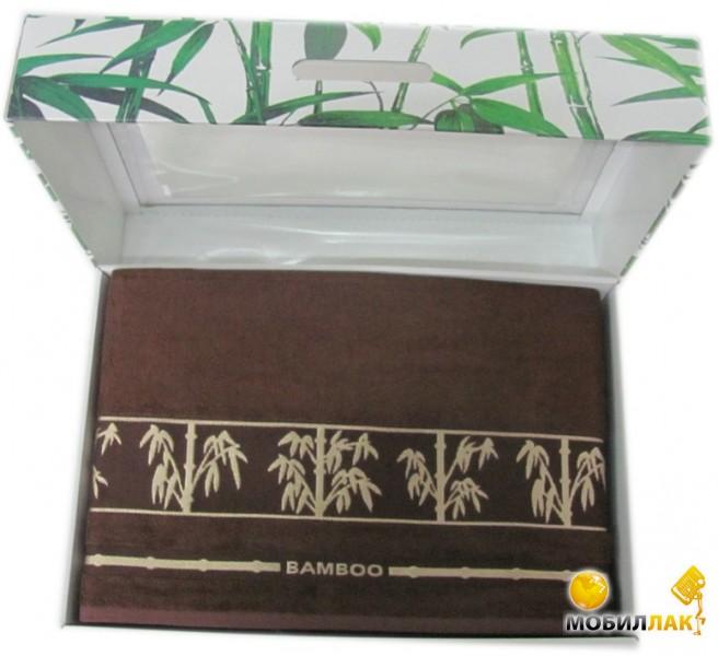 Arya в сумке З Бамбук Жаккард 200X220 Bonita темно-коричневый (7000002306141) MobilLuck.com.ua 683.000