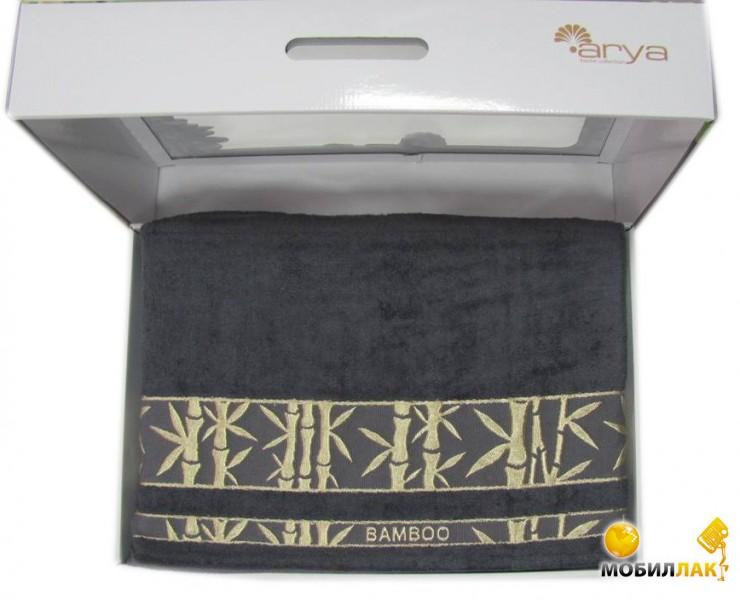 Arya в сумке З Бамбук Жаккард 200X220 Elanor темно-серый (7000002218550) MobilLuck.com.ua 683.000