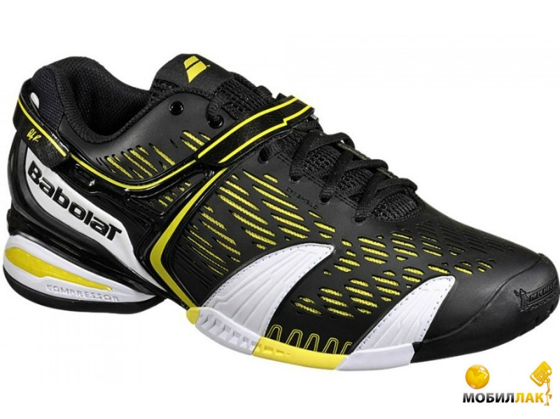 babolat Babolat Propulse 4 all court black-yellow (40) 30S1372