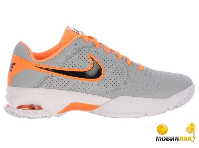 meet 943c4 827f7 Отзывы о Кроссовки для тенниса мужские Nike Air Courtballistec 4.1 (45UA  47EU 30.5см) Grey Orange. Купить Кроссовки для тенниса мужские Nike Air ...