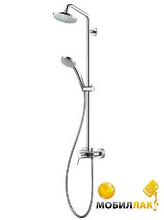 Hansgrohe Croma 100 Showerpipe 27154000 Hansgrohe