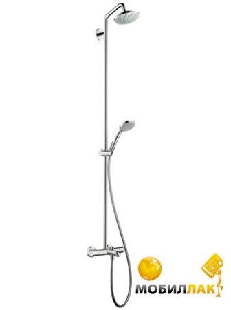Hansgrohe Croma 220 Showerpipe 27185000 Hansgrohe