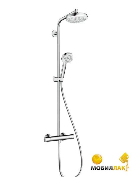 Hansgrohe Crometta 160 Showerpipe 27264400 Hansgrohe