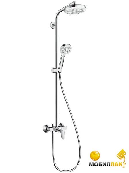 Hansgrohe Crometta 160 Showerpipe 27266400 Hansgrohe