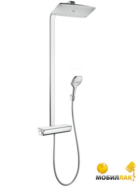 Hansgrohe Raindance Select 360 Showerpipe 27112000 Hansgrohe