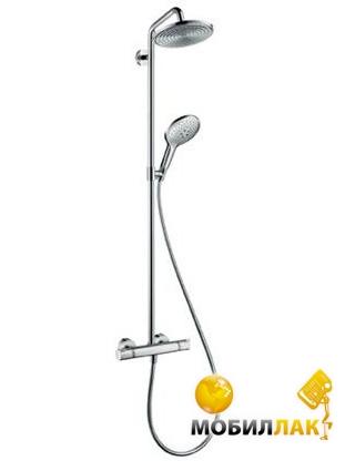 Hansgrohe Raindance Select S 240 Showerpipe 27115000 Hansgrohe