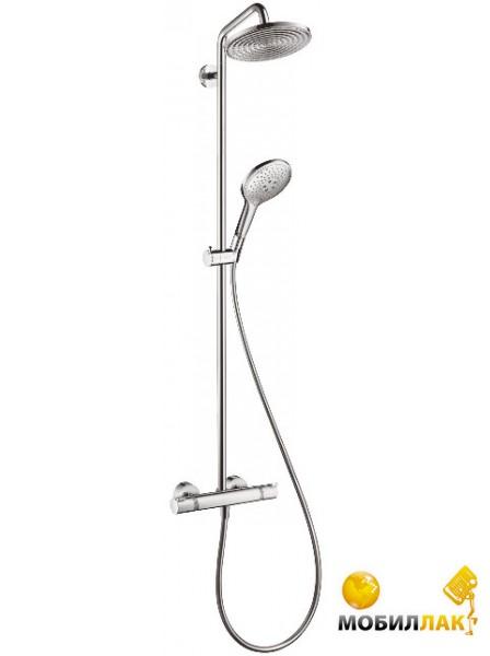 Hansgrohe Raindance Select S 240 Showerpipe 27117000 Hansgrohe