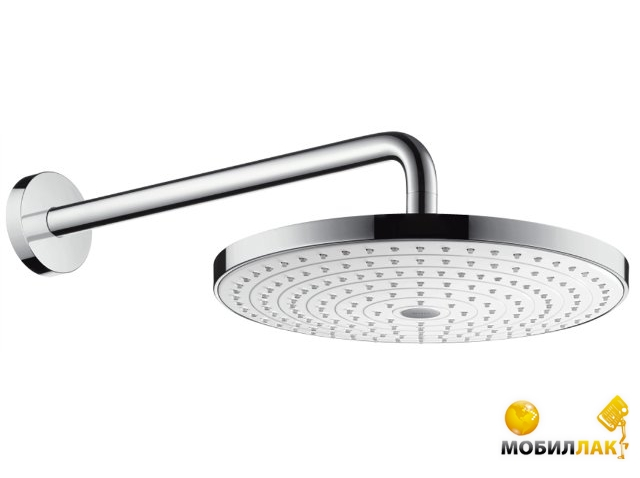 Hansgrohe Raindance Select S белый хром 27378400 Hansgrohe