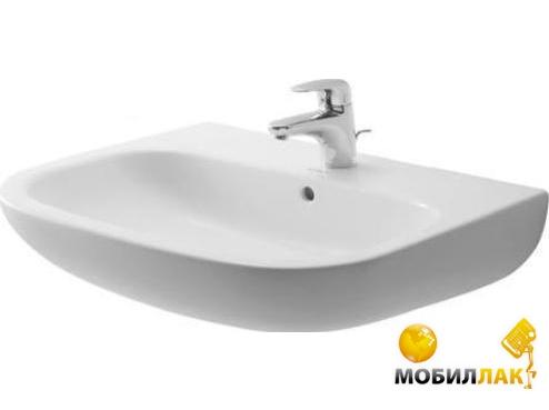 Duravit D-Code 65 см (23106500002) Duravit