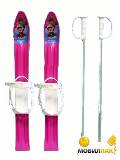 Marmat Набор лыжный детский 60см (лыжи + палки) 256098 MobilLuck.com.ua 176.000