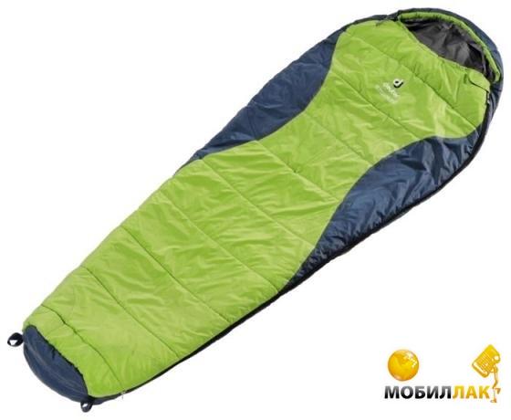 Спальный мешок Deuter Dream Lite 250 kiwi-midnight левый (49288 2320 1)