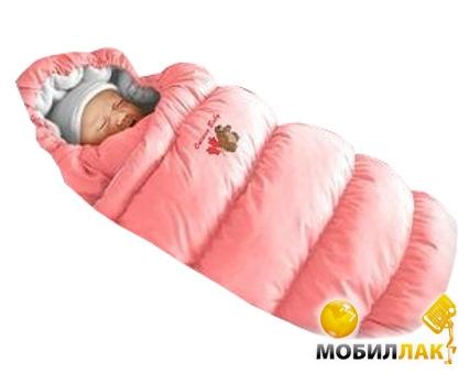 Ontario Baby Inflated-A фланель (дутик 50х90) розовый (Кон-т Inflated-A розовый) MobilLuck.com.ua 404.000