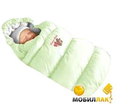 Ontario Baby Inflated-A фланель (дутик 50х90) салатовый (Кон-т Inflated-A салатов) MobilLuck.com.ua 404.000