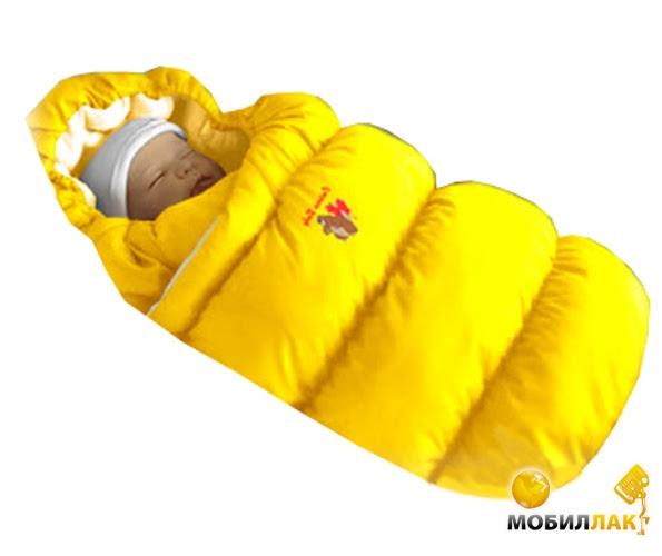 Ontario Baby Inflated (дутик 50х90) желтый (Кон-т Inflated жел) MobilLuck.com.ua 494.000