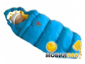 Ontario Baby Inflated (дутик 50х90) голубой (Кон-т Inflated гол) MobilLuck.com.ua 494.000