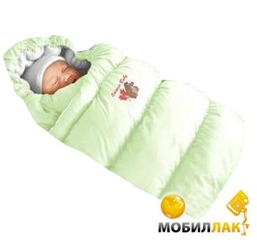 Ontario Baby Inflated (дутик 50х90) салатовый (Кон-т Inflated салатовый) MobilLuck.com.ua 494.000