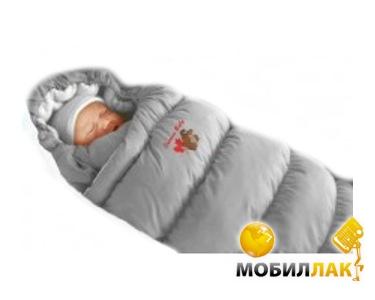 Ontario Baby Inflated (дутик 50х90) светло-серый (Кон-т Inflated св.-серый) MobilLuck.com.ua 494.000