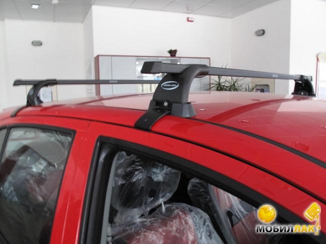 показатели багажник на крышу автомобиля чери бонус красная продаже Владивостоке