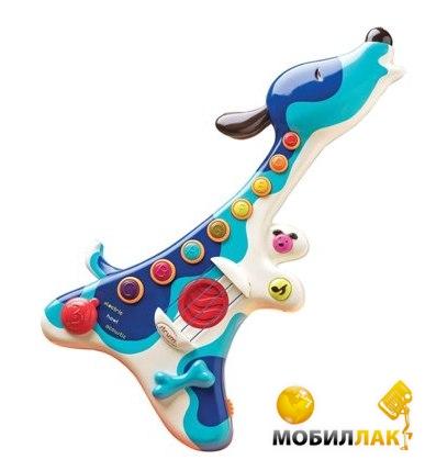 Battat Музыкальная игрушка Пес-гитарист (BX1206Z) Battat