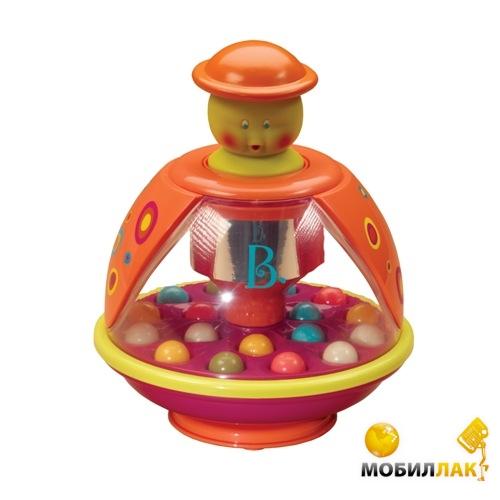 Battat Развивающая игрушка Юла-мандаринка (BX1119Z) Battat