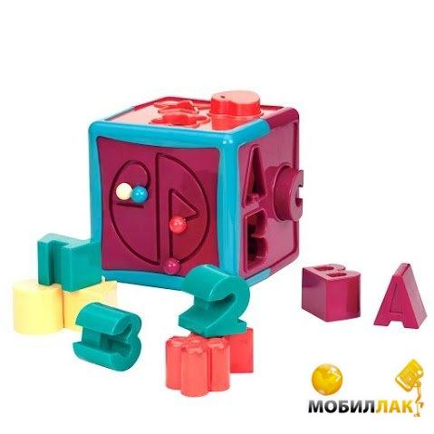Battat Умный куб (12 форм) (BT2404Z) Battat