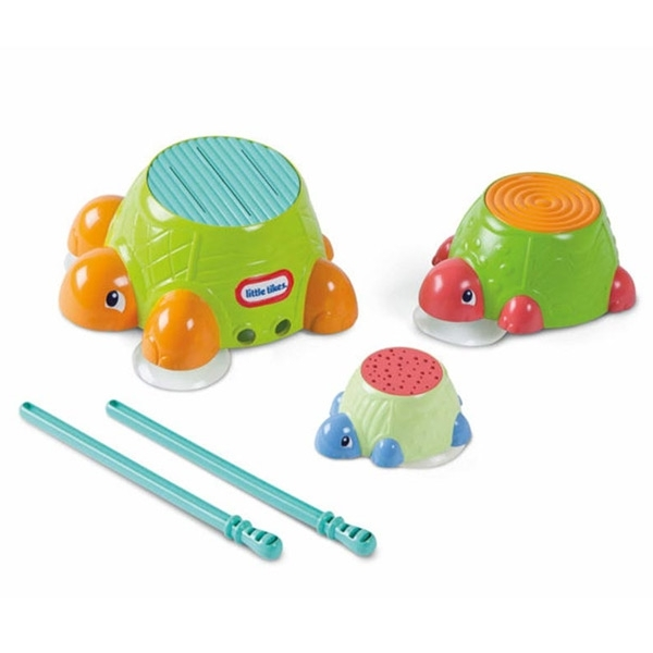 Little Tikes Черепашки-барабанчики (632266M) Little Tikes