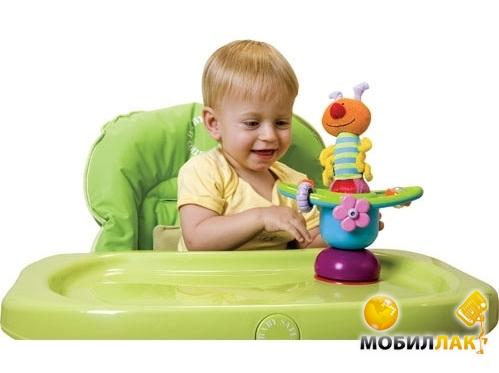 Taf Toys Игрушка на присоске Цветочная карусель (10915) Taf Toys